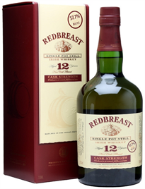 Redbreast Irish Whiskey 12 Year Cask Strength 750ml